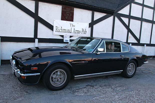 Aston Martin ASTON MARTIN Aston Martin V Uster Amv Aston - Aston martin houston