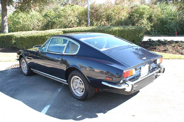 1976 aston martin v8 houston, TX aston martin series 3 1976 texas AMV8 1976 ASTON MARTIN V8 SERIES III HOUSTON